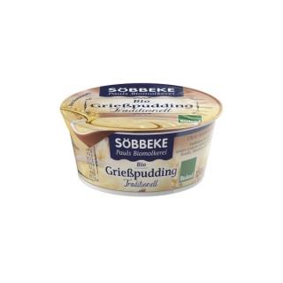 Grießpudding tradionell, 150g