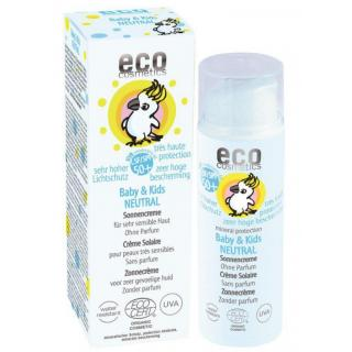 Eco Baby Sonnencreme Neutral LSF 50+