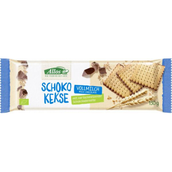 Choco Kekse Vollmilch, Allos